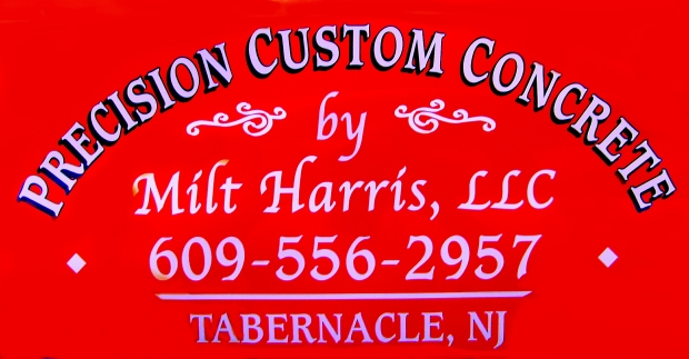 Precision Custom Concrete by Milt Harris,LLC
