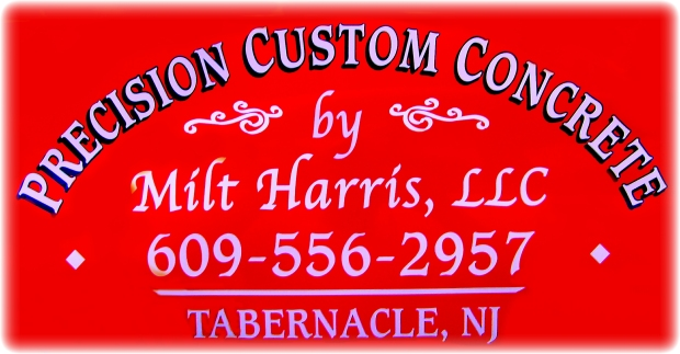 Precision Custom Concrete by Milt Harris LLC